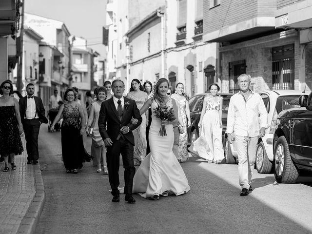 La boda de Noelia y Mihai en Munera, Albacete 41