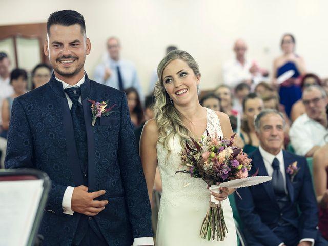 La boda de Noelia y Mihai en Munera, Albacete 42