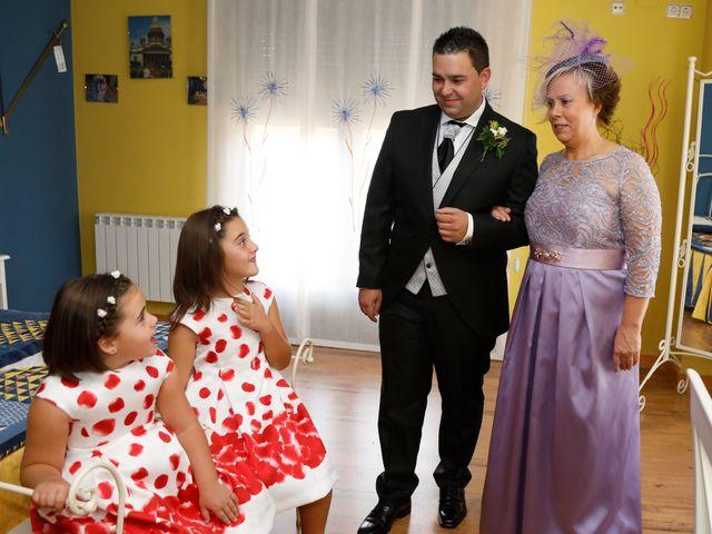 La boda de Pablo y Marta en Valoria La Buena, Valladolid 4