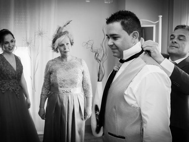 La boda de Pablo y Marta en Valoria La Buena, Valladolid 5