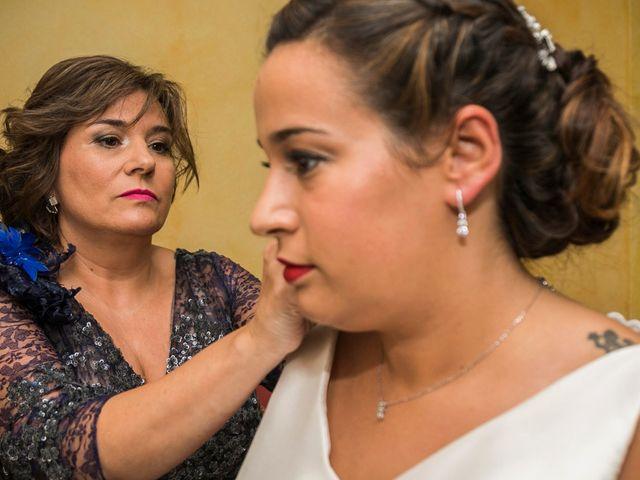 La boda de Pablo y Marta en Valoria La Buena, Valladolid 8