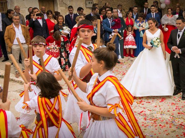 La boda de Pablo y Marta en Autilla Del Pino, Palencia 14