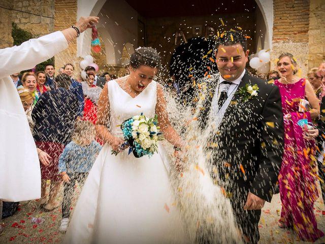 La boda de Pablo y Marta en Valoria La Buena, Valladolid 15