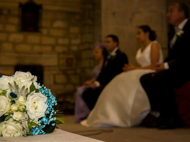 La boda de Pablo y Marta en Valoria La Buena, Valladolid 16