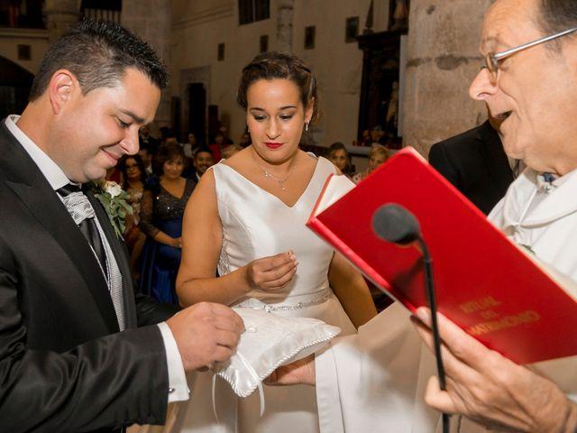 La boda de Pablo y Marta en Valoria La Buena, Valladolid 18