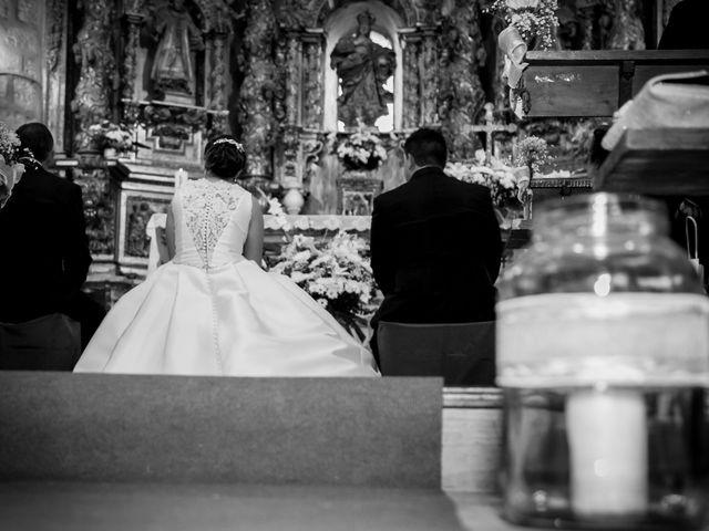 La boda de Pablo y Marta en Valoria La Buena, Valladolid 19
