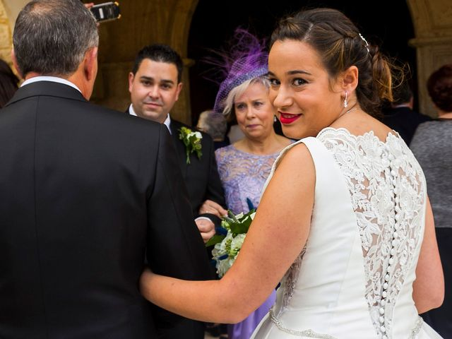 La boda de Pablo y Marta en Valoria La Buena, Valladolid 20