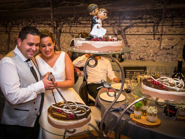 La boda de Pablo y Marta en Valoria La Buena, Valladolid 27