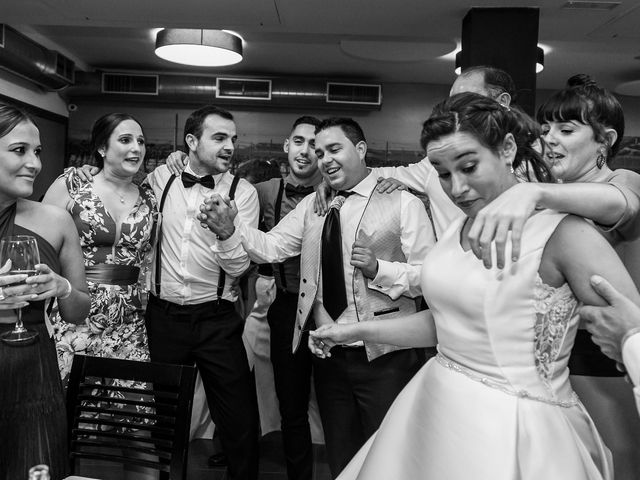 La boda de Pablo y Marta en Valoria La Buena, Valladolid 28