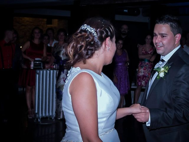 La boda de Pablo y Marta en Autilla Del Pino, Palencia 31