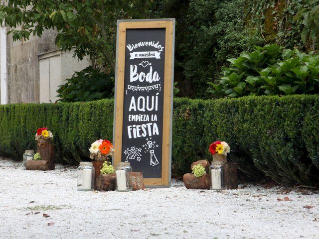 La boda de Jose y Begoña en Vilagarcía de Arousa, Pontevedra 3