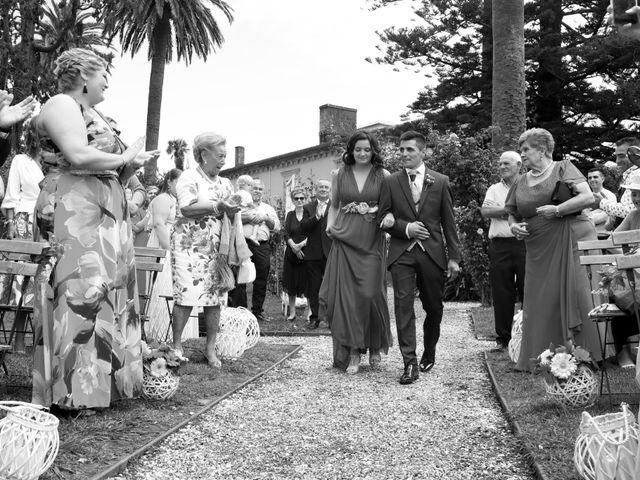 La boda de Jose y Begoña en Vilagarcía de Arousa, Pontevedra 14