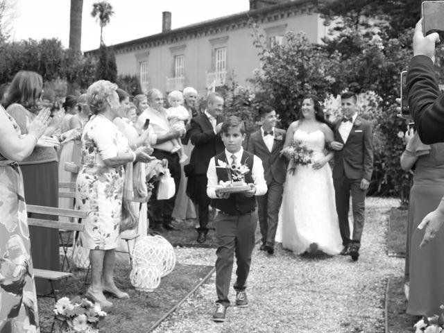 La boda de Jose y Begoña en Vilagarcía de Arousa, Pontevedra 15