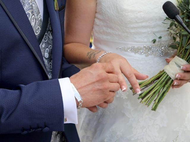 La boda de Jose y Begoña en Vilagarcía de Arousa, Pontevedra 17