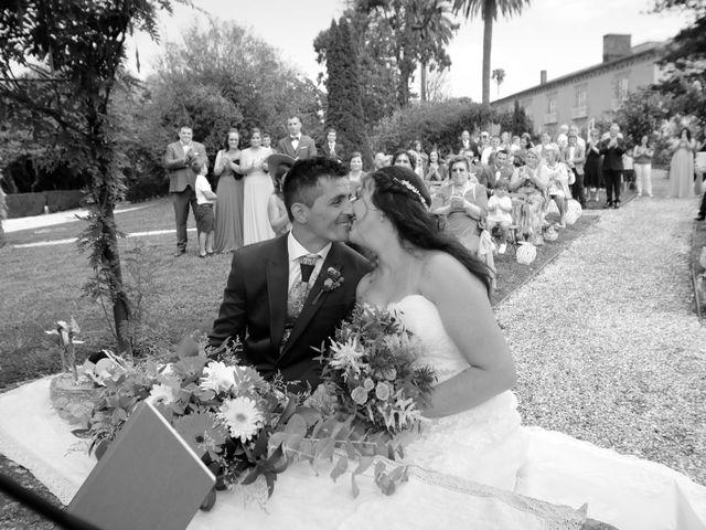 La boda de Jose y Begoña en Vilagarcía de Arousa, Pontevedra 21