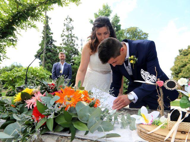 La boda de Jose y Begoña en Vilagarcía de Arousa, Pontevedra 22