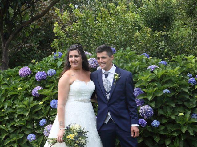 La boda de Jose y Begoña en Vilagarcía de Arousa, Pontevedra 25