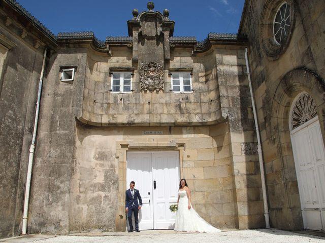 La boda de Jose y Begoña en Vilagarcía de Arousa, Pontevedra 27