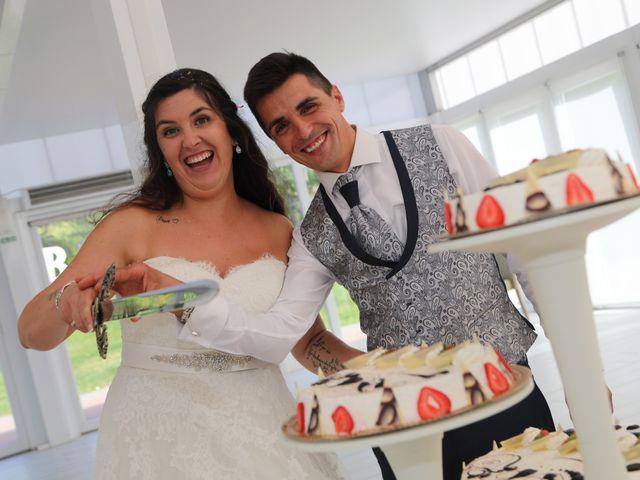La boda de Jose y Begoña en Vilagarcía de Arousa, Pontevedra 40