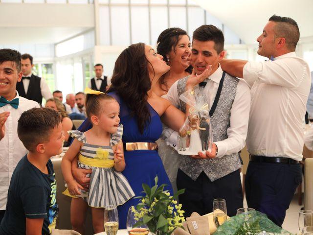 La boda de Jose y Begoña en Vilagarcía de Arousa, Pontevedra 41