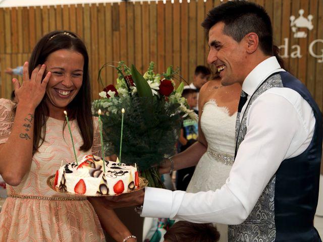 La boda de Jose y Begoña en Vilagarcía de Arousa, Pontevedra 42