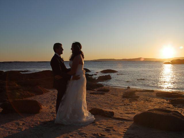 La boda de Jose y Begoña en Vilagarcía de Arousa, Pontevedra 48