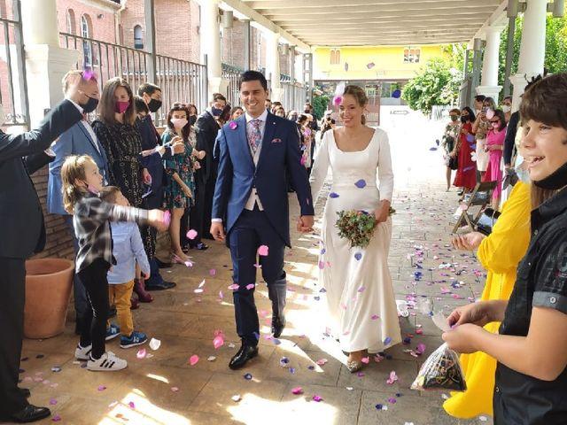 La boda de Mikel y Maite en Monachil, Granada 1