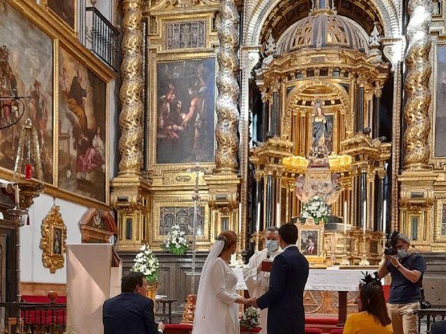 La boda de Mikel y Maite en Monachil, Granada 5