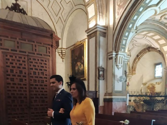 La boda de Mikel y Maite en Monachil, Granada 6