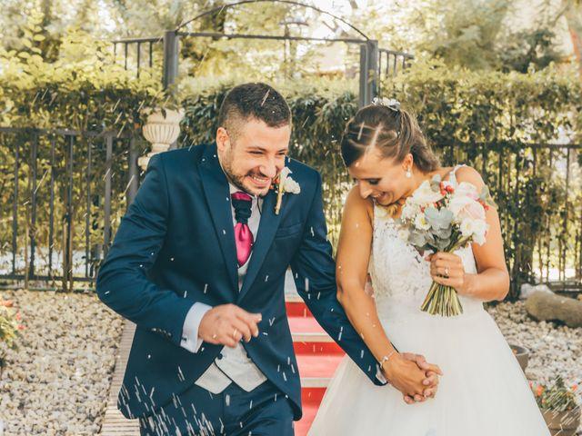 La boda de Selina y Raúl