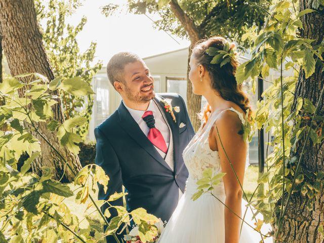 La boda de Raúl y Selina en Madrid, Madrid 19