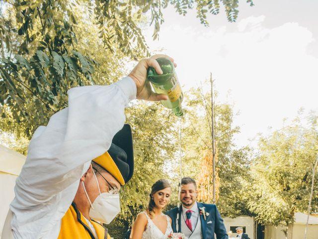 La boda de Raúl y Selina en Madrid, Madrid 20