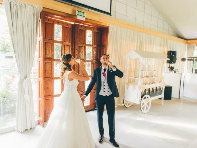 La boda de Raúl y Selina en Madrid, Madrid 22