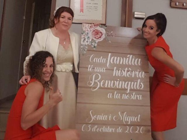 La boda de Miguel y Sonia en Lleida, Lleida 3