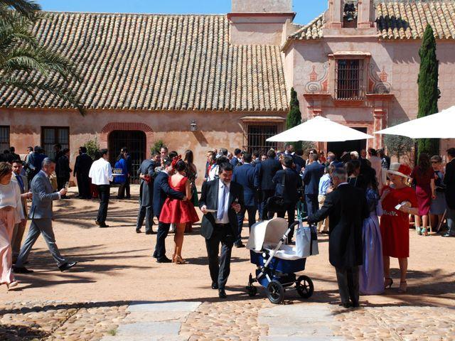 La boda de Manuel  y Rosa  en Sevilla, Sevilla 2