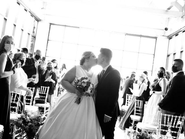 La boda de Adrian y Laura en Algete, Madrid 2