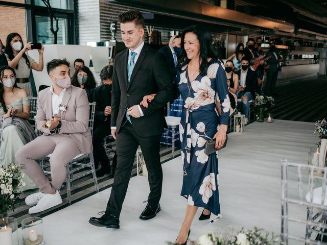 La boda de Adrian y Laura en Algete, Madrid 5