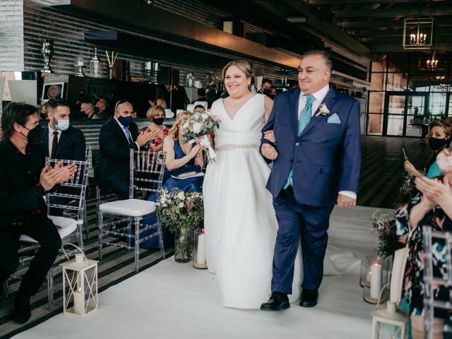 La boda de Adrian y Laura en Algete, Madrid 6