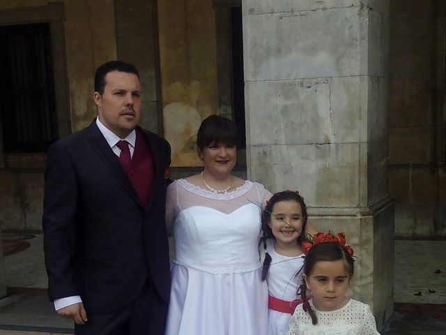 La boda de Encarni y Sergio