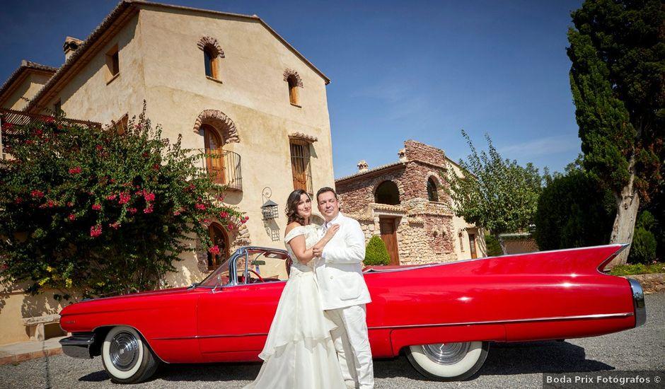 La boda de Ricard y Ana en Segorbe, Castellón