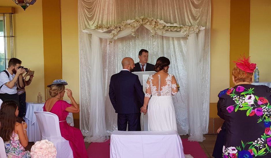 La boda de Alvaro  y Gema  en Chiclana De La Frontera, Cádiz
