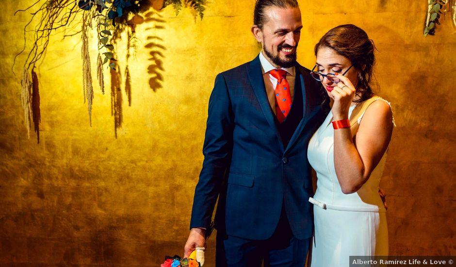 La boda de Alberto y Marta en Sonseca, Toledo