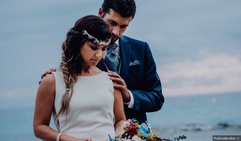La boda de Fede y Eli en Port d'Andratx, Islas Baleares
