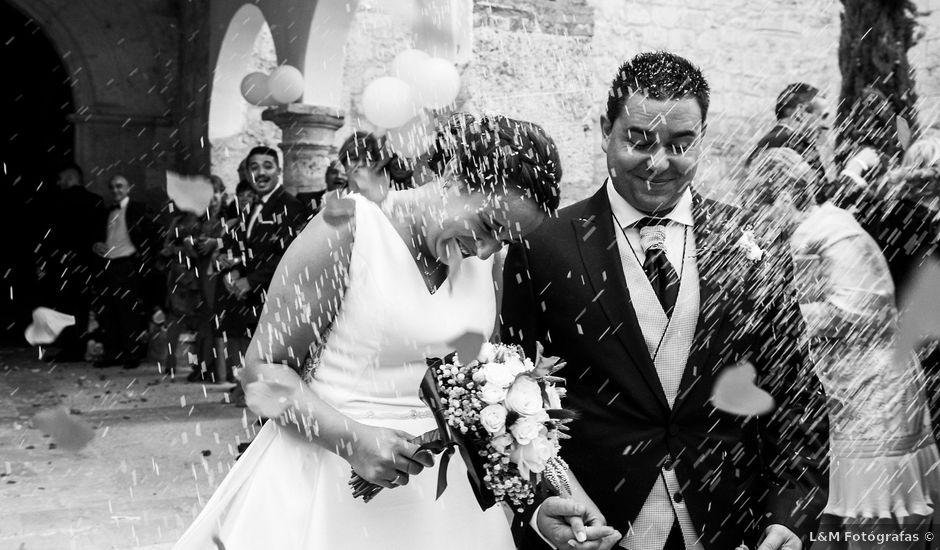 La boda de Pablo y Marta en Autilla Del Pino, Palencia