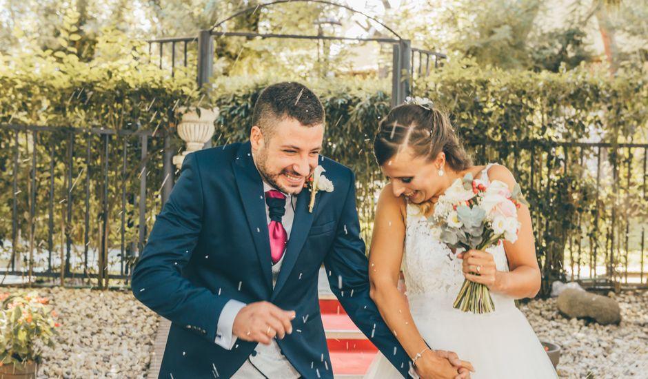 La boda de Raúl y Selina en Madrid, Madrid