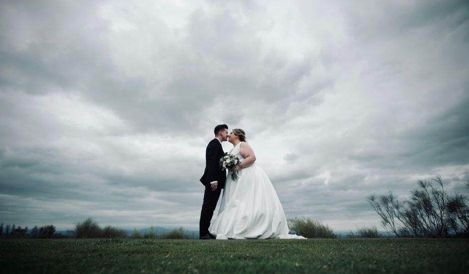 La boda de Adrian y Laura en Algete, Madrid