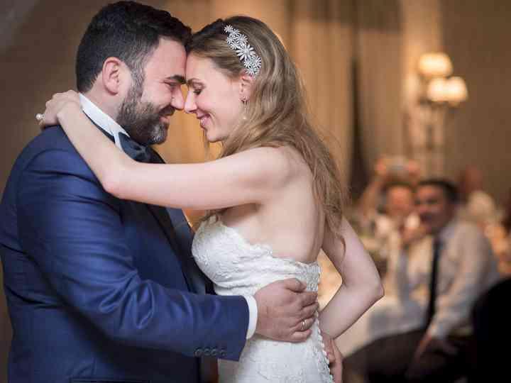 La boda de Miriam y Poli