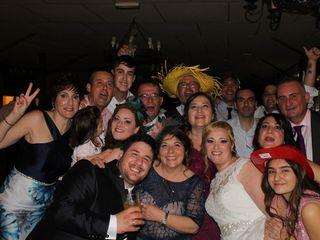 La boda de DAVID PEREZ ROMERO  y SANDRA FERNÁNDEZ GARCIA  1