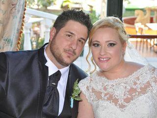 La boda de DAVID PEREZ ROMERO  y SANDRA FERNÁNDEZ GARCIA