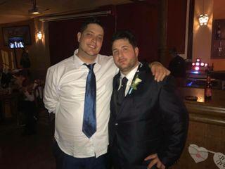 La boda de DAVID PEREZ ROMERO  y SANDRA FERNÁNDEZ GARCIA  3